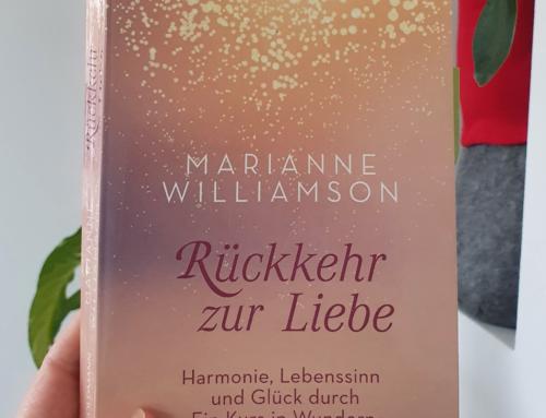Rückkehr zur Liebe von Marianne Williamson