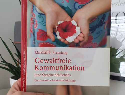 Gewaltfreie Kommunikation von Marshall B. Rosenberg